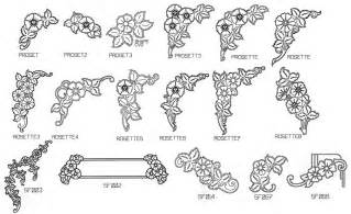 engraving templates engraved flower designs sles for headstone memorials