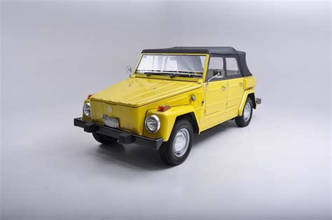 volkswagen thing yellow buy used 1974 volkswagen type 181 thing yellow black with