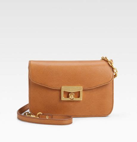 Marc By Marc Softy Messenger by Marc By Marc On A Chain Crossbody Mini