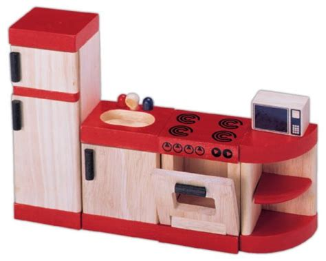 Dolls House Kitchen Furniture Build A Furniture With Plan Detail Dollhouse Furniture Plans