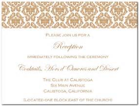 formal wedding reception card wording wedding reception invitations indian wedding hair styles