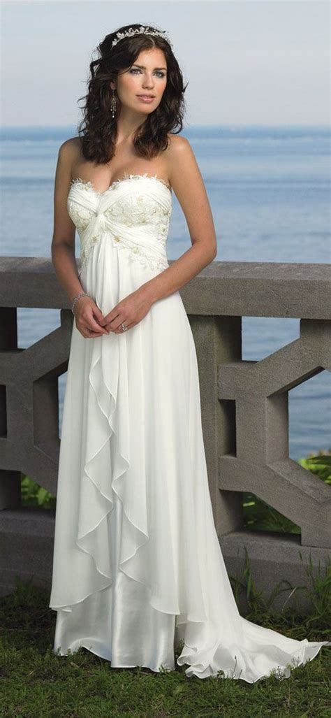 beach wedding dresswedding dresses simplecasual