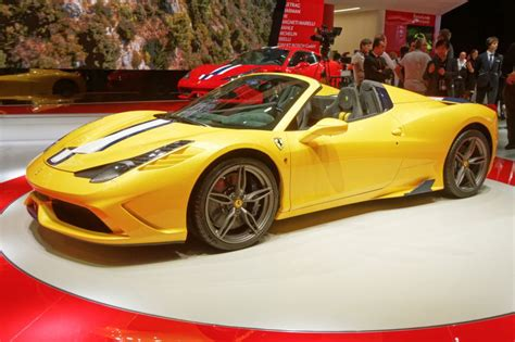 Ferrari 458 Speciale Technische Daten by Ferrari 458 Technische Daten Und Verbrauch