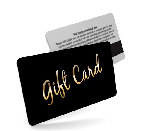 Custom Printed Gift Cards - pos depot custom printed gift cards