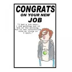 congratulations on your new job quotes quotesgram