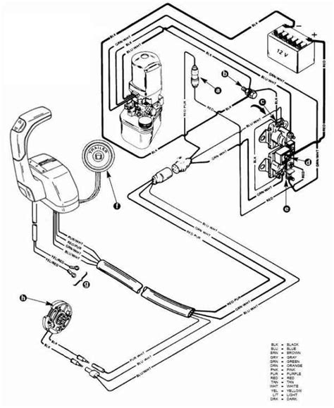 mercruiser power trim wiring schematic perfprotech