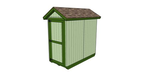 4 X 8 Garden Shed Plans by 4x8 Shed Roof Plans Free Outdoor Plans Diy Shed