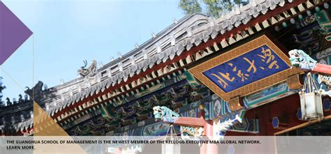 Kellogg Mba Leadership Development by Guanghua Kellogg Executive Mba Program