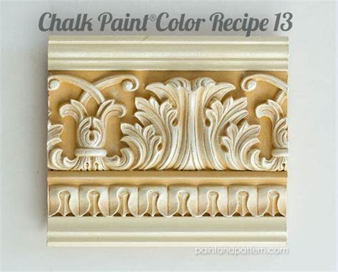 chalk paint recipe for furniture learn chalk paint color recipes in this furniture painting