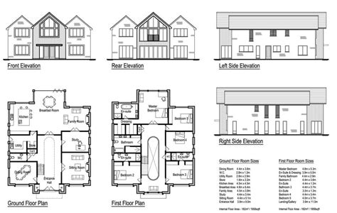 self build floor plans self build home plans