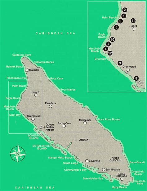best western locator aruba map hotel location