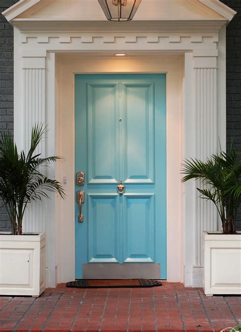 pretty front doors  living