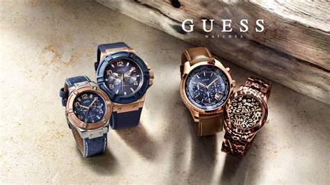 Guess W0041g2 Rosegold Combi 1 guess 2014 fall commercial