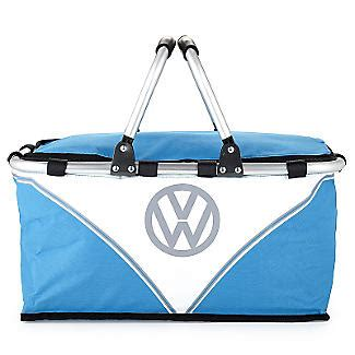 vw bbq hamper set barbecue stand cool bag lakeland