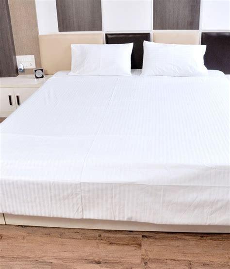 bed linens online linen bedding white plain cotton bedsheet buy linen