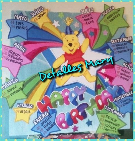 imagenes para carteleras informativas m 225 s de 1000 ideas sobre carteleras de cumplea 241 os en