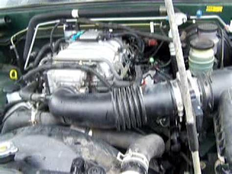 2001 Isuzu Rodeo Engine Isuzu Rodeo V6 3 2l Engine Trouble