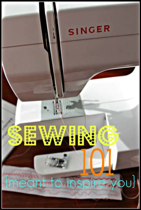 Sewing 101 Guide For Beginners Like Me The D I Y