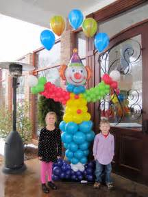 clown balloon balloon sculpture knoxville balloons balloons in knoxville above the rest event designs