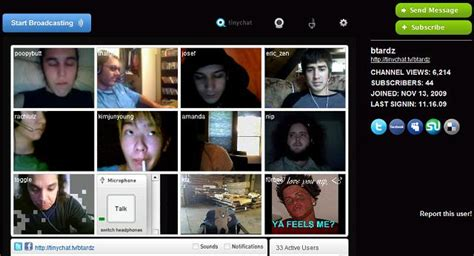 Tinychat Live Room by Tinychat Web 2 0 Tools New Possibilities For Teaching