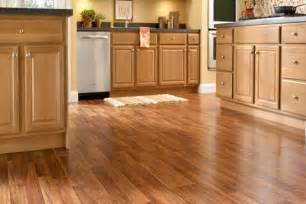 Laminate Wood Flooring In Kitchen Flooring Options For Your Rental Home Which Is Best