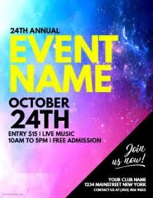 design event poster online free event flyer templates free downloads postermywall
