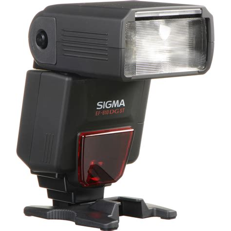 Flash Sigma Ef 610 Dg St sigma ef 610 dg st flash for sony minolta cameras f19205 b h