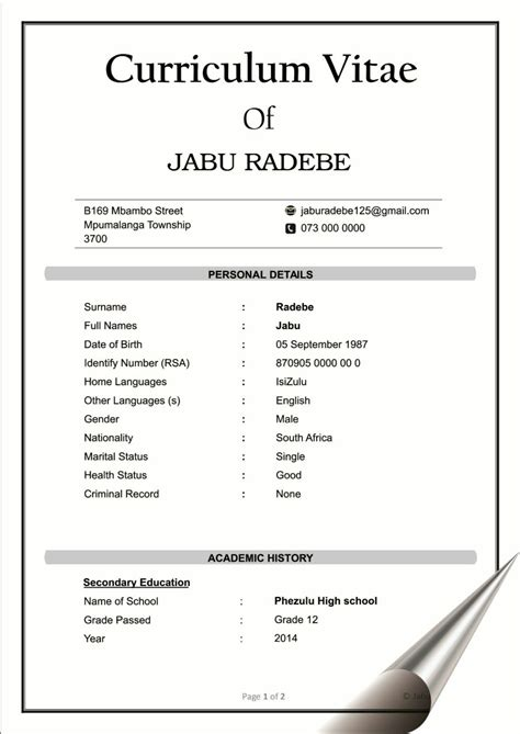 cv draft template blank cv in word for autos post