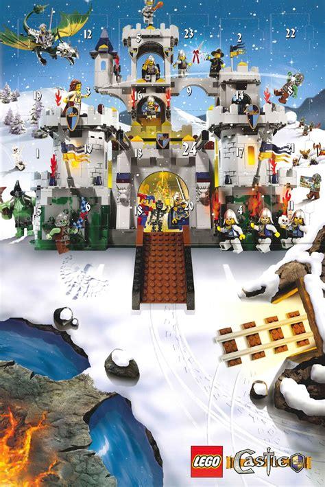 lego castle advent calendar instructions  castle
