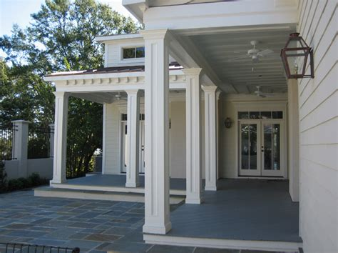 Patio Column Wraps by Pvc Porch Column Wraps Images