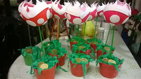 Bross Utk Souvenir Cindera Mata 5 diy planta carn 237 vora de mario bros para centro de mesa