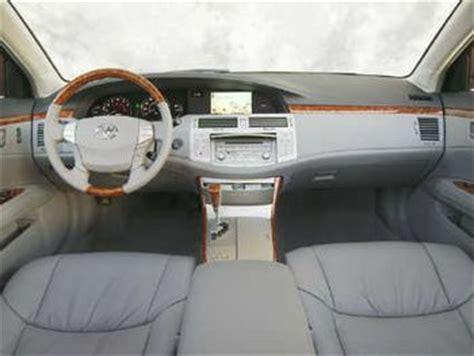 2006 Toyota Avalon Interior Toyota Avalon Review Wikicars