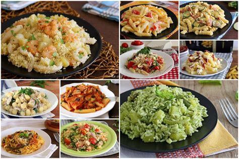 ricette cucina primi piatti pasta ricette di primi piatti estivi raccolta di ricette la