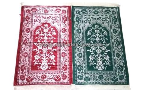 Sajadah Tipis Turki Plus Sablon sajadah minimalis motif vas bunga oleh oleh haji