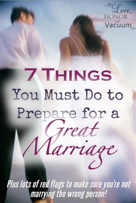 10 Things To Do Before You Get Married by How To Prepare For Marriage Not Just The Wedding