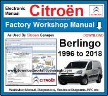 Citroen Workshop Repair Manual