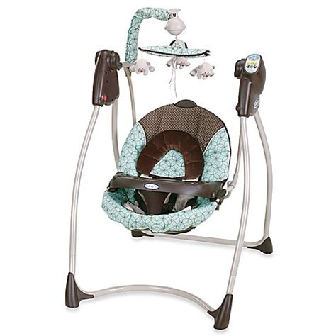 graco baby swing not swinging graco 174 infant lovin hug swing in townsend buybuy baby