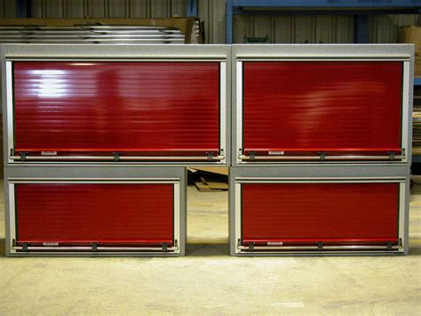 Roller Shutter Cabinet Doors Products Of Dover Roller Shutters Usa