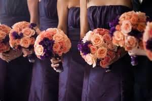 Wedding Ideas Purple And Orange
