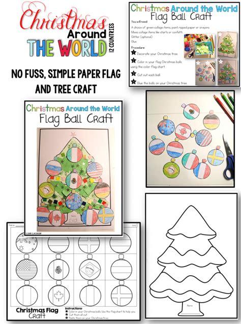 preschool themes christmas around world christmas around the world clever classroom blog