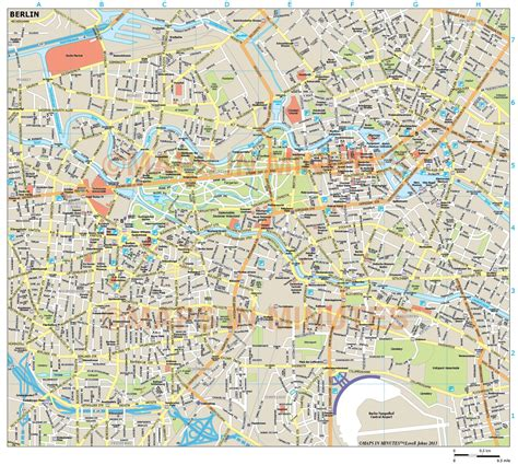 city maps of berlin city map in illustrator cs or pdf format