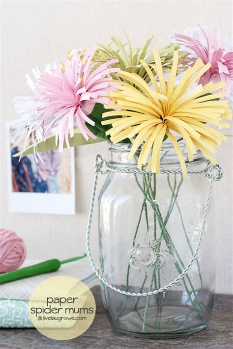 Flower Tutorials Paper - 20 diy paper flower tutorials how to make paper flowers