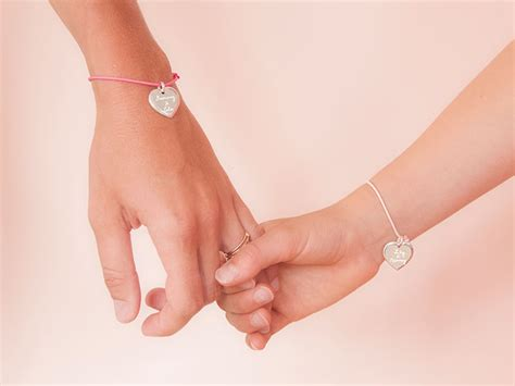 7 Pretty Charms For Your Daughters Charm Bracelet by Personalised Charm Bracelet Duo