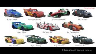 Lightning Mcqueen 2 Car Names Image Cars 2 Concept 49 Jpg Pixar Wiki Fandom