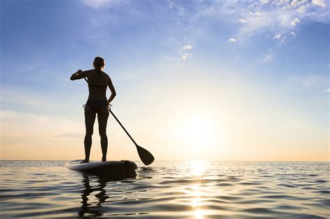 Paddleboarding in New Jersey Is the Best Way to Get On the