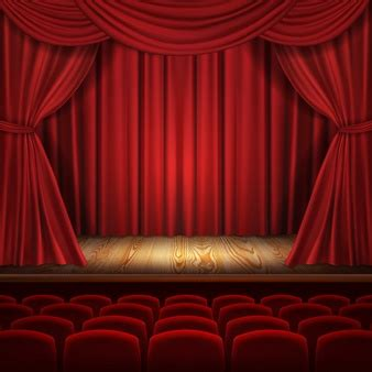 rode gordijnen gratis theater rode gordijn achtergrond vector gratis download