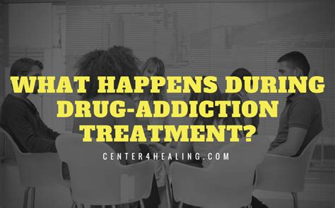 What Happens When You Detox From Drugs by What Happens During Addiction Treatment Center For