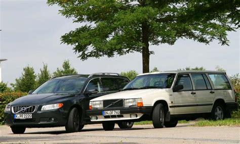 Autoversicherung Rechner Ps by Volvo V70 Und Volvo 740 Gl Kombi Im Vergleich Autozeitung De