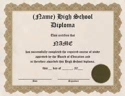 high school diploma template pdf awards diplomas free templates clip wording