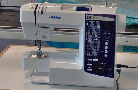 Juki Hzl K85 juki hzl k85 review sewing insight